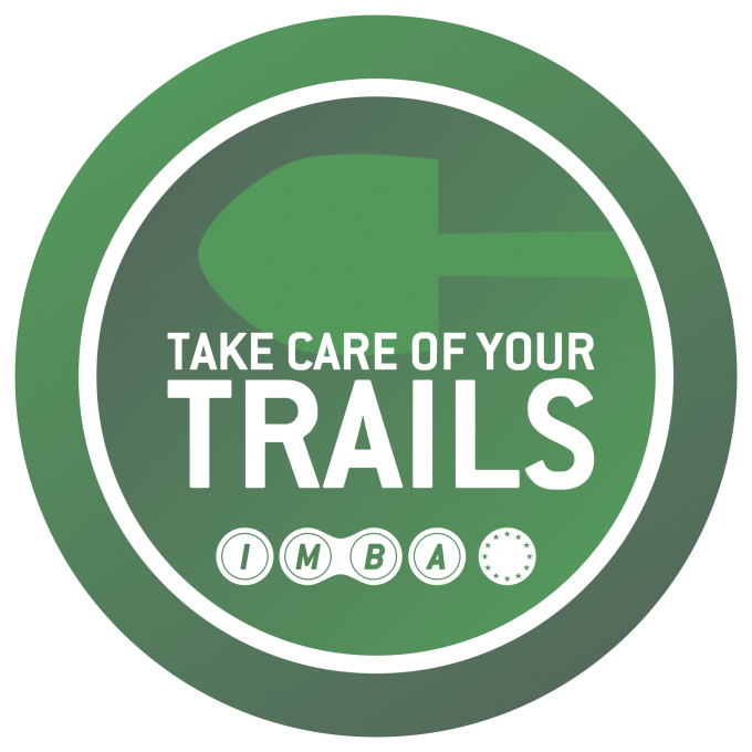 Take Care of Your Trails Logo